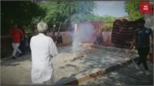 Wrestler Ravi Dahiya को CM Khattar की शुभकामनाएं, बोले- भाई ईब के लठ गाड़ दियो