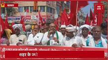 भारत बंद का असर:RJD-कांग्रेस और वाम दलों के कार्यकर्ता सड़कों पर