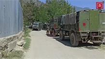 बांदीपोरा एनकाउंटर में LeT के टॉप कमांडर समेत मारे गए दो आतंकी, सर्च ऑपरेशन जारी