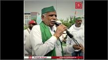 किसानों का समर्थन करने गाजीपुर बॉर्डर पहुंची दिल्ली कांग्रेस, करना पड़ा विरोध का सामना