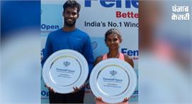 बनारस के सिद्धार्थ ने टेनिस में मनवाया...