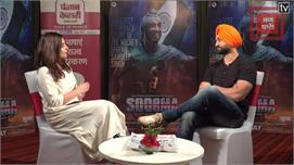 Exclusive Interview With Hockey Player...