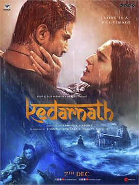 Kedarnath' second poster out