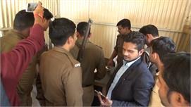 भू-माफियाओं की दबंगई, पत्रकार को जिंदा...