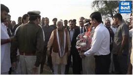 हरियाणा आ रहे PM मोदी, सुरक्षा इंतजामों...