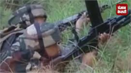 केरन सेक्टर में सेना ने घुसपैठियों को...