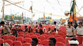 CM की जनसभा में खाली कुर्सी का सच,...