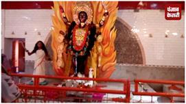 दीपावली पर हुई मां काली की पूजा, भक्तों...