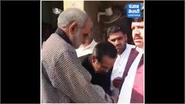 नशे में धुत HCS अधिकारी ने दी भाजपा...