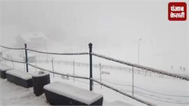 कश्मीर घाटी में शीत लहर का सितम, 7...