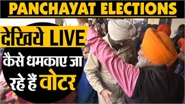 Panchayat Elections: नौशहरा में पुलिस...