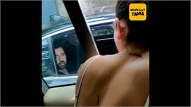 अंजान शख्स को अनुष्का शर्मा ने सुनाई...