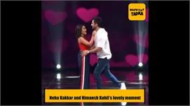 Neha Kakkar and Himansh Kohli's lovely...
