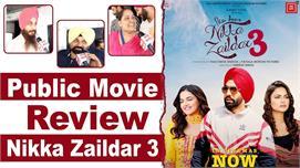 Nikka Zaildar 3 | Movie Review | Ammy...
