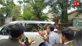 पालमपुर में IPH मंत्री ने ली अधिकारियों...
