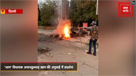 नागरिकता कानून के खिलाफ दिल्ली में...
