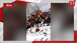 चौपाल के केलवी में आग का तांडव, 3...