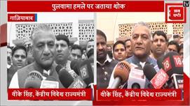 विदेश राज्यमंत्री वीके सिंह ने कहा- सही...