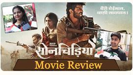 Raja Sen's movie review of Sonchiriya
