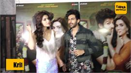 B-town celebs at Luka Chuppi success...