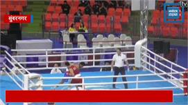 Asian Boxing  Championships में छाया...