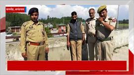 अनंतनाग Railway Police ने पकड़ा नशे से...