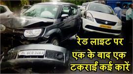 दिल्ली : महारानी बाग में रफ्तार का कहर,...