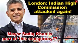 London: Pakistani protestors attack...
