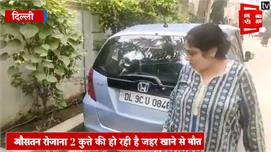 दिल्ली : छतरपुर में रोज मर रहे औसतन 2...