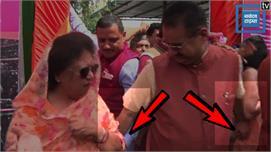 BJP नेताओं की 'नॉनसेंस' वाली हरकत पर...