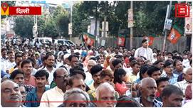 अवैध कॉलोनियों के मुद्दे पर BJP की...