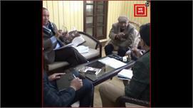 शुभाष कुमार ने UPCL अधिकारियों की लगाई...
