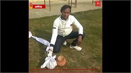 Aligarh: सफेद नागिन की मौत के दो दिन...