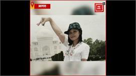 Agra: विदेशी महिला ने की खुदकुशी,...