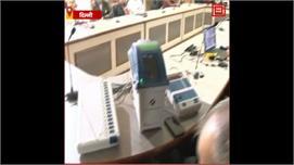 संजय गांधी अस्पताल में चुनाव आयोग की...