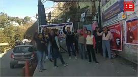 Live: शिमला के कॉलेजों में ABVP ने की...