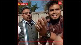 #Jamshedpur: बीना हेलमेट के चला रहे थे...