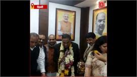 दिल्ली : बीजेपी ने रामवीर सिंह बिधूड़ी...