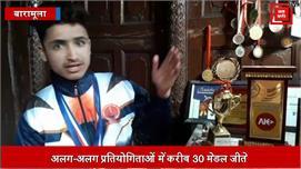 Kashmir के ताइक्वांडो खिलाड़ी ने मनवाया...
