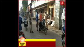 Banda Lockdown: सड़क पर बेवजह घूम रहे...