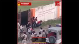 Samstipur में युवकों ने Lockdown का...