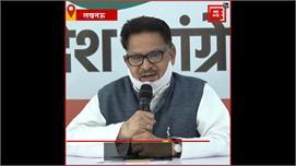 BSP सुप्रीमो के वार पर Congress का...