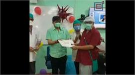 Dhanbad: विधायक Raj Sinha  ने Corona...