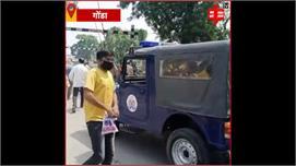 राम विलास वेदांती ने कांग्रेस पर लगाया...