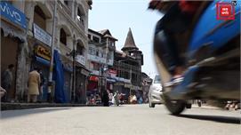दुकानें खोलने को बेताब श्रीनगर के...