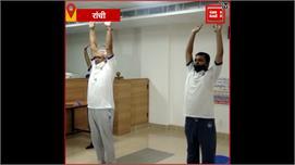अंतर्राष्ट्रीय योग दिवस पर राज्यपाल...