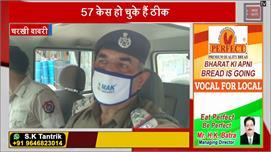 पुलिस प्रशासन ने किया आमजन को कोरोना के...