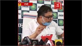 JMM का पूर्व CM रघुवर पर आरोप, कहा-...