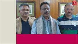 कुलदीप राठौर ने बीजेपी को लिया आड़े...