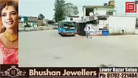 बिलासपुर के बाजार सुनसान, एक रूट को...